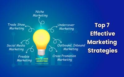 Top 7 Effective Marketing strategies in Sri Lanka