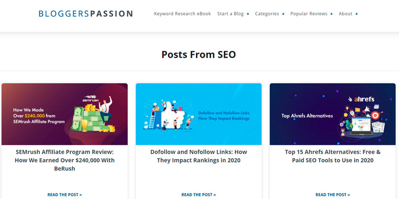 bloggerspassion best digital marketing blog