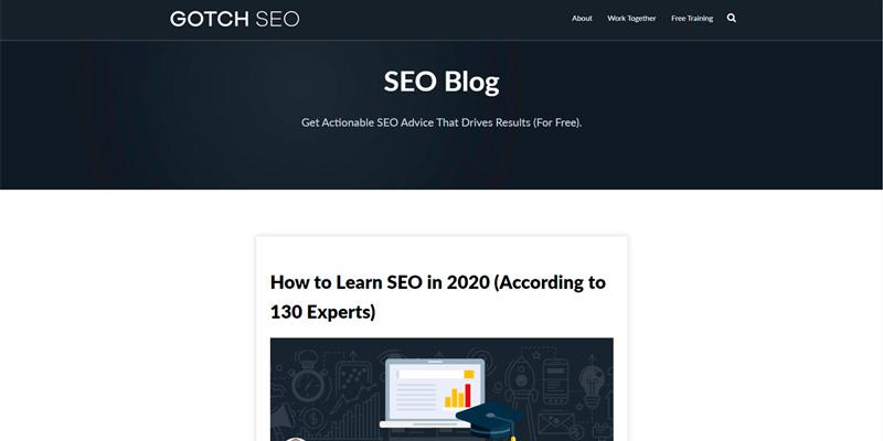 gotchseo marketing blogs