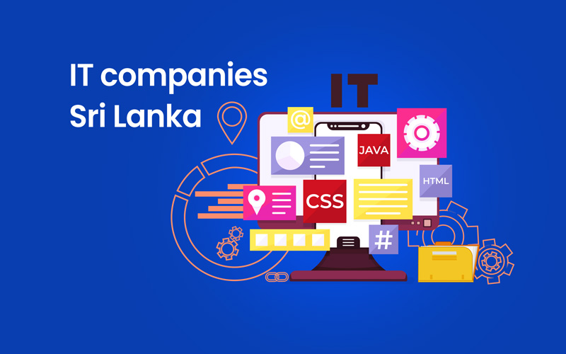 Top 10 IT companies in Sri Lanka
